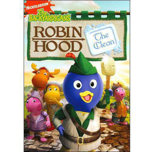 The Backyardigans: Robin Hood The Clean (Full Frame)