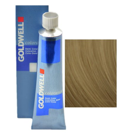 Goldwell Colorance Demi Color Coloration (Tube) 10P Pastel Pearl Blonde ()