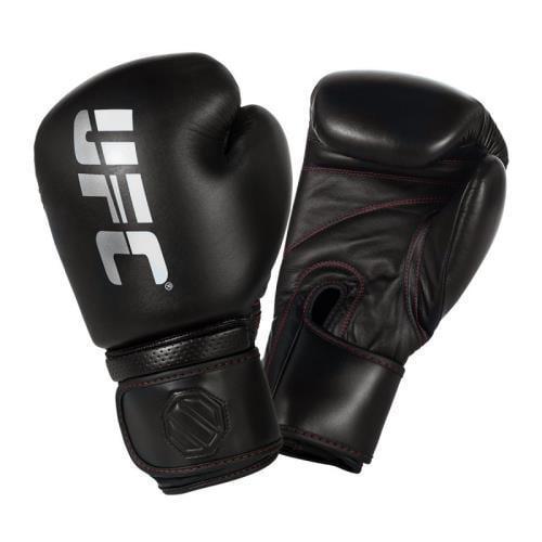 UFC Professional Heavy Bag Gloves Black Size: 18 oz