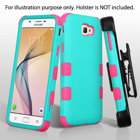 new style 28f98 d22e4 Samsung Galaxy J5 Prime case, Samsung Galaxy On5 case, by Insten TUFF  Hybrid Dual Layer Protective Case [Military-Grade Certified] For Samsung  Galaxy ...