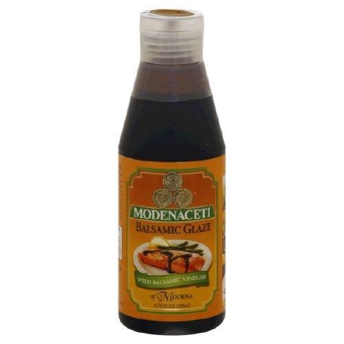 Modenaceti Vinegar Balsamic Glaze 6 7 Oz Walmart Com Walmart Com