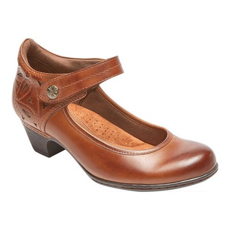 Women's Rockport Cobb Hill Abbott Ankle Strap Mary Jane Donald J Pliner Ankle Strap Platforms