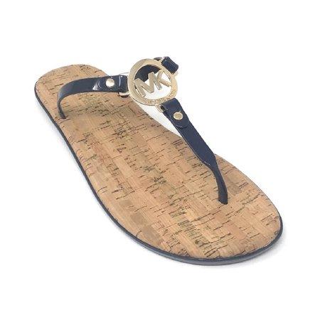 382acf5006d4c Michael Kors - Michael Kors MK Charm Jelly PVC Flip Flop Sandal ...