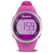 sport watches, Women Cayley Digital Display waterproof sports watches, Pink