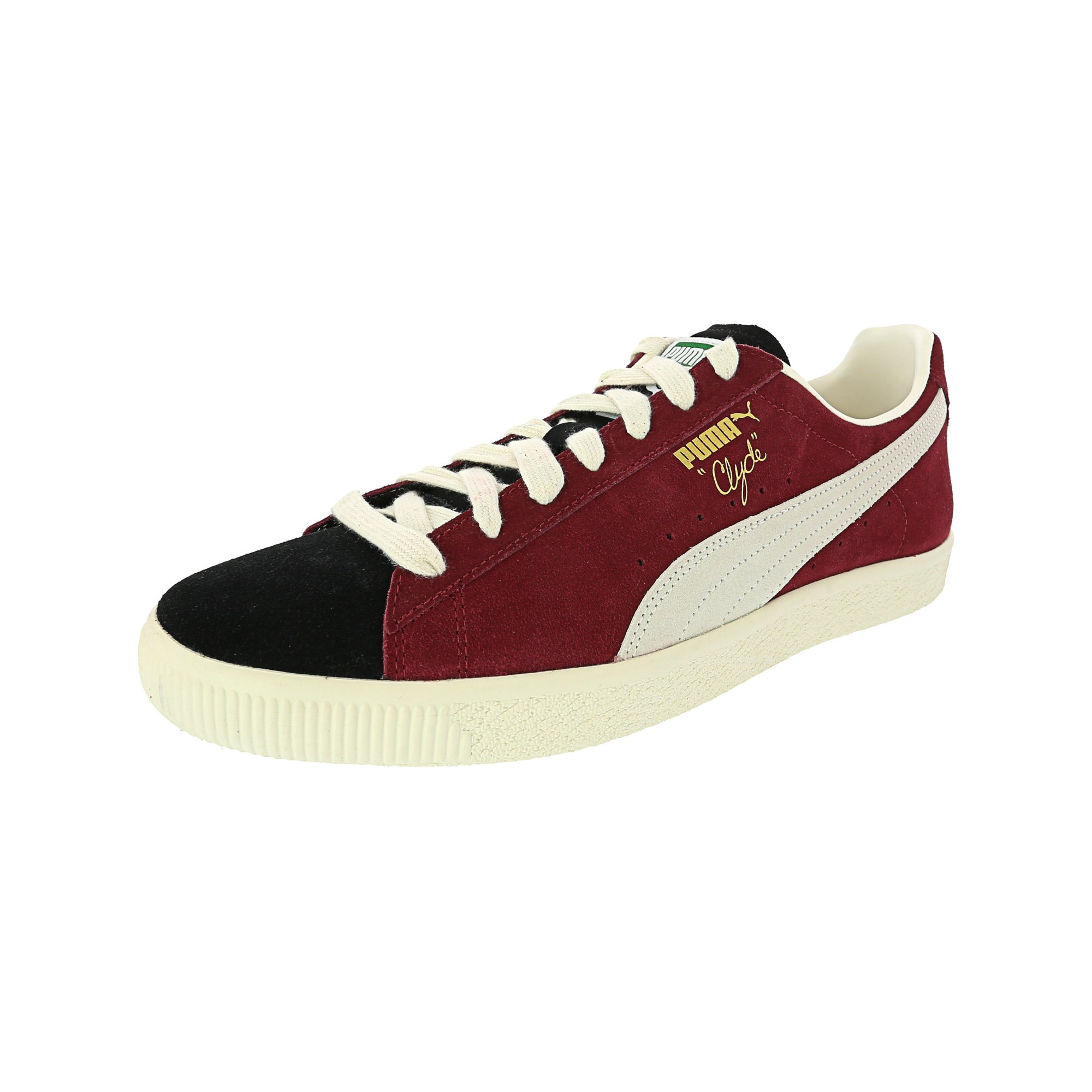 factory price a21ab 62199 Puma Men's Clyde From The Archive Black / Cordovan Whisper ...