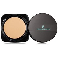 VINCENT LONGO Water Canvas Creme-To-Powder Foundation, Natural Tan, .4 oz