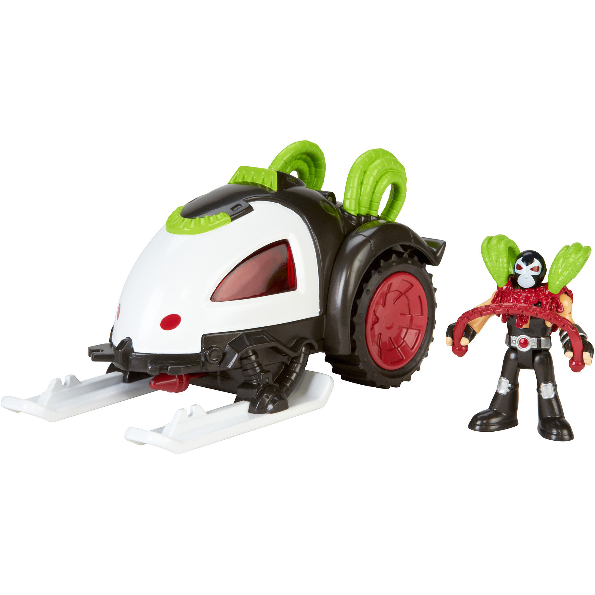 Fisher-Price Imaginext DC Super Friends Bane Battle Sled