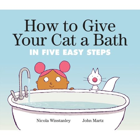 How to Give Your Cat a Bath - eBook