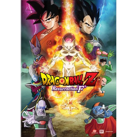Dragon Ball Z: Resurrection 'F' (DVD) for $<!---->