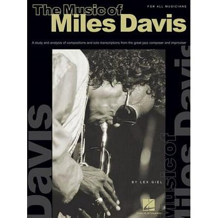 The Music of Miles Davis - Miles Davis Halloween