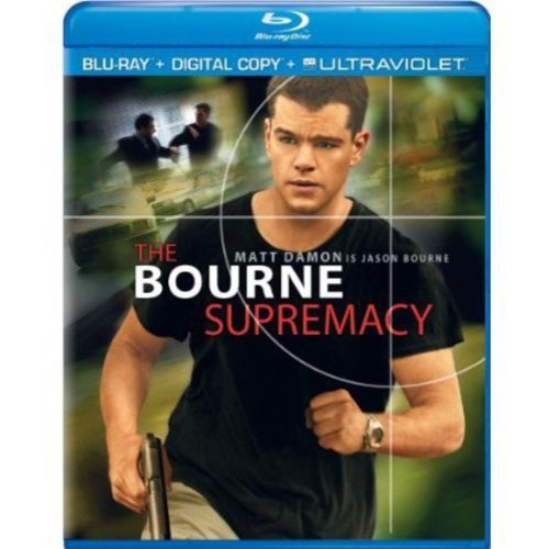 The Bourne Supremacy (Blu-ray + Digital Copy + UltraViolet) (With INSTAWATCH) (Widescreen)