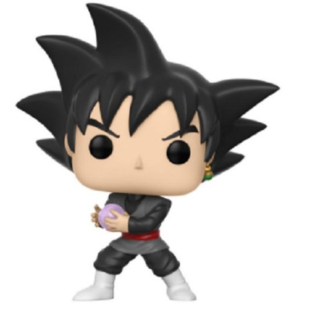Funko Pop! Animation Dragon Ball Super Goku Black Vinyl Figure - Black Super Balls