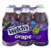 Welch's Juice, Grape, 10 Fl Oz, 6 Count