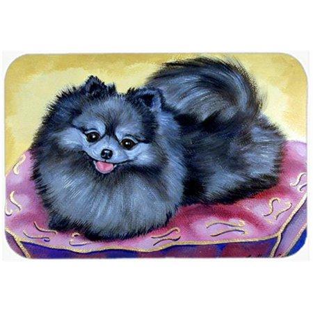 Pomeranian Glass Cutting Board - Large, 15 x 12 in. - image 1 de 1