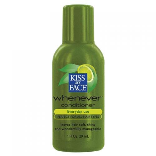 Kiss My Face 684787 Conditioner Whenever Canister Case Of 24 1 Oz