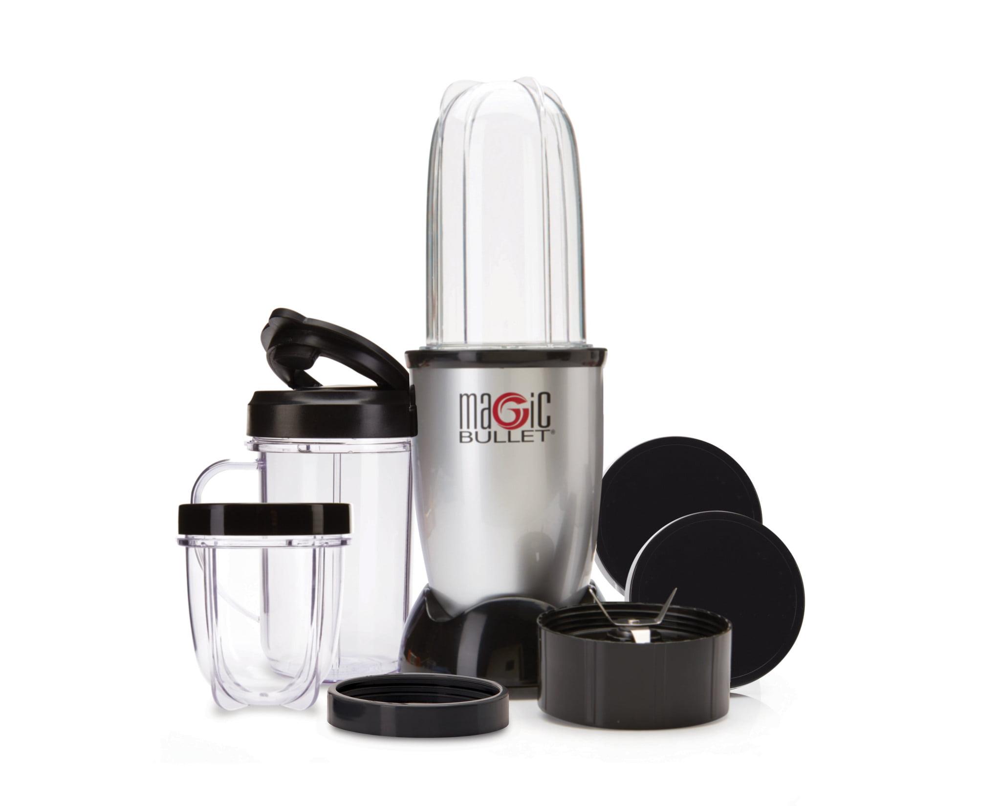 Magic Bullet 11-Piece Set Blender & Food Processor for Kitchen by Capital Brands
