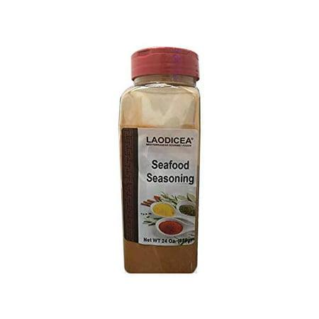 Laodicea Seafood Seasoning