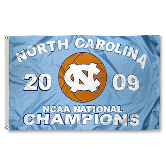 University of North Carolina Tar Heels Flag