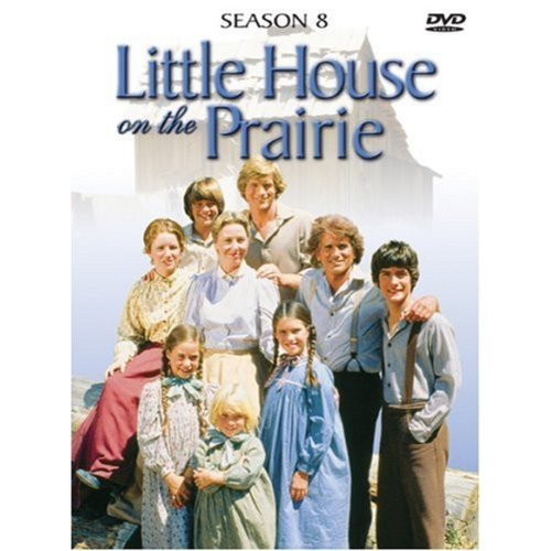 Little House on the Prairie - Season 8 dvd 2004, 6-Disc Set, Special 30th...