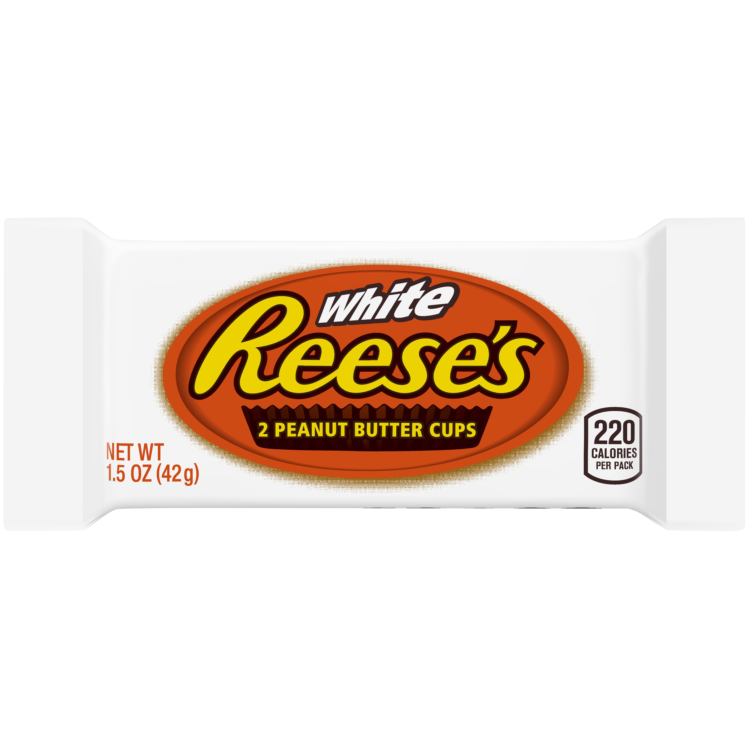 Reese's? White Peanut Butter Cups 1.5 oz. Wrapper