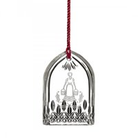 Product Image Waterford 12 Days of Christmas Eight Maids a Milking Crystal Ornament Decoration