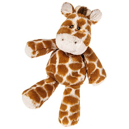 Mary Meyer Marshmallow Junior Giraffe Soft Toy, 9-Inch (Baby Marshmallow Man)