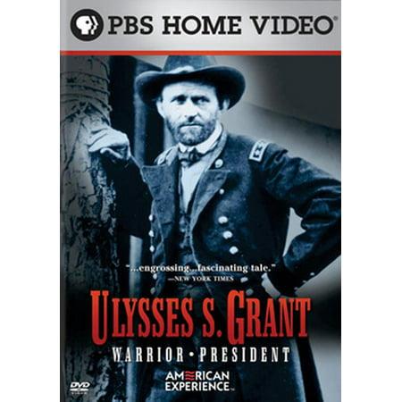 American Experience: Ulysses S. Grant, Warrior President (DVD) (Ulysses Dvd)