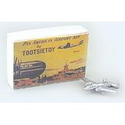 Dollhouse Box W/Airplane