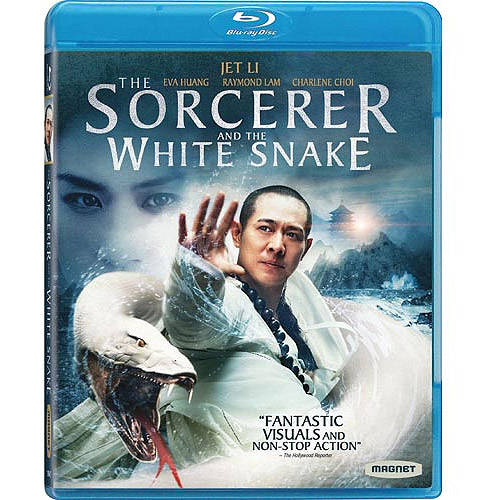 The Sorcerer And The White Snake (Mandarin) (Blu-ray)