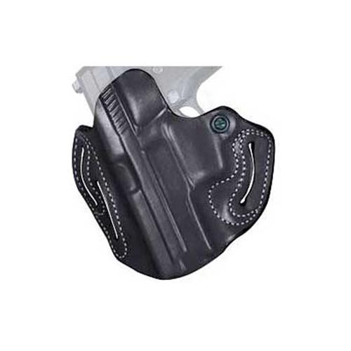 "Desantis Speed Scabbard Belt Holster fits 4"" FN Herstal FNX-40, FNX-9, Left Hand, Black by Generic"