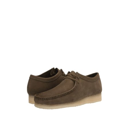 Clarks Originals Wallabee Men's Leather Nubuck Moccasins 47295 Leather Suede Moccasins