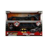 Hollywood Rides Build N'Collect 1989 Batmobile & Batman Figure 1/24 Diecast Model Kit by Jada