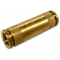 19 in. Push Straight Tube Air Fitting