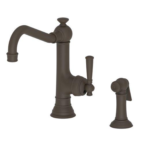 Newport Brass Jacobean Single Handle Kitchen Faucet Walmart Com
