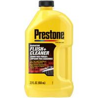 Prestone Radiator Flush + Cleaner 22 fl. oz. Bottle