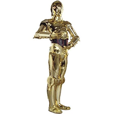 Star Wars Classic C3PO Peel & Stick Giant Wall Decal -US/CAN/MEXICO](C 3 Po)