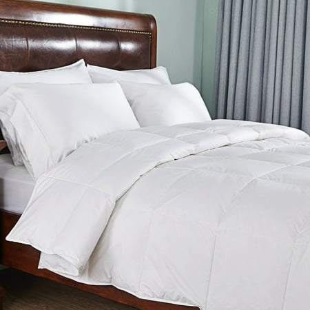 Peace Nest Lightweight King Down Comforter with 100% Cotton shell and 550 Fill Power