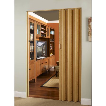 Homestyle Vienna Vinyl Accordion Door, 36