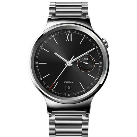 Huawei 4GB Watch with Steel Links