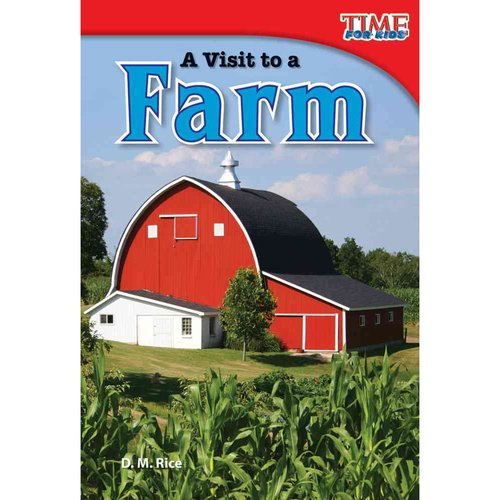 A Visit to a Farm (Library Bound) (Early Fluent)