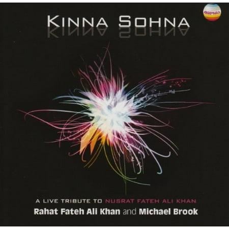 Kinna Sohna: Live Tribute to Nusrat Fateh Ali (Nusrat Fateh Ali Khan Qawwali Allah Hoo)