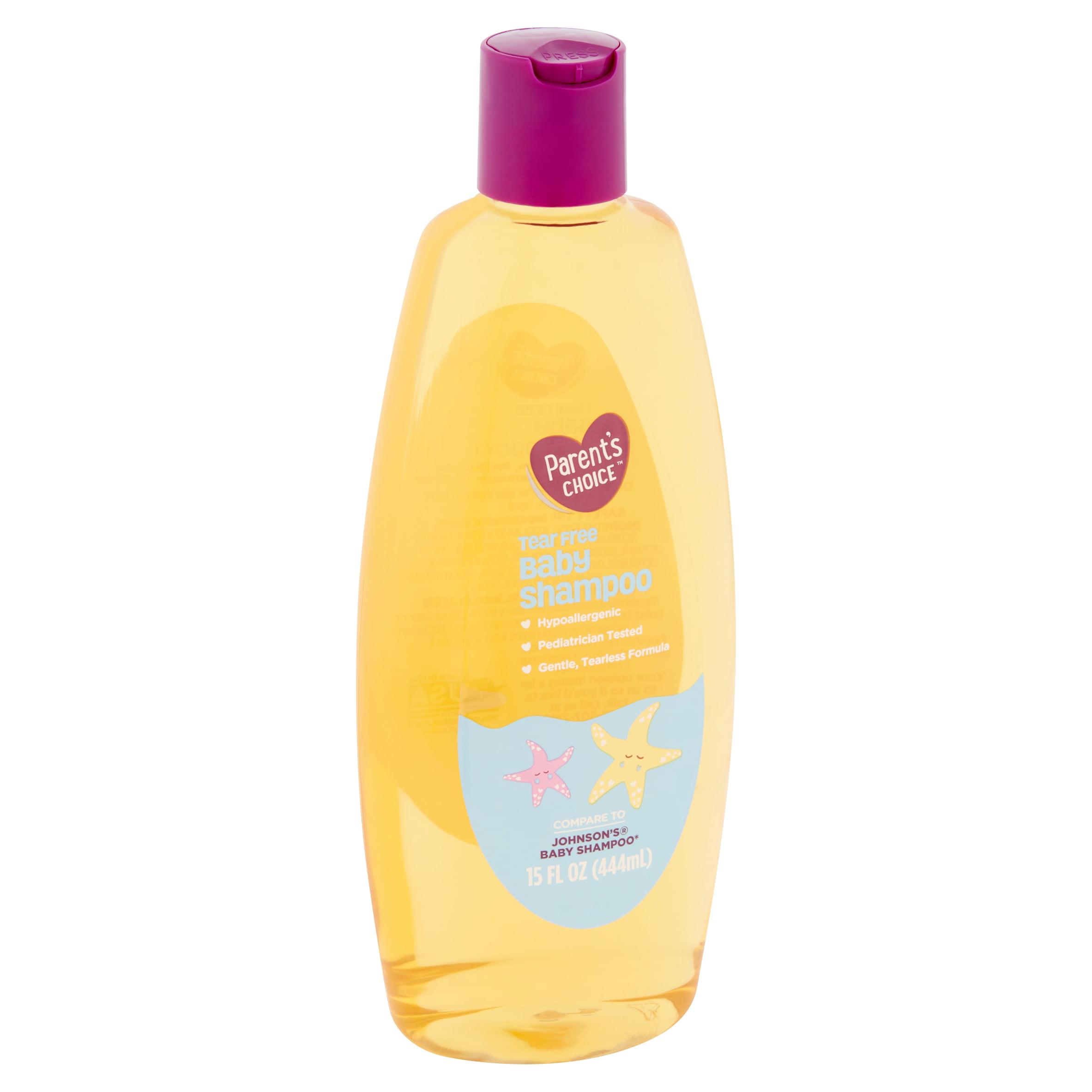 Parent's Choice Tear-Free Baby Shampoo, 15 fl oz by Parent%27s Choice