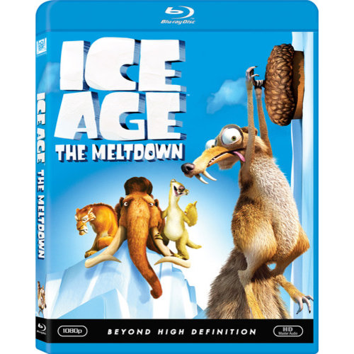 Ice Age: The Meltdown (Blu-ray) (Widescreen)