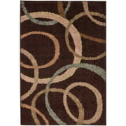 Better Homes and Gardens Pennylane Woven Shag Rug Available In Multiple Sizes
