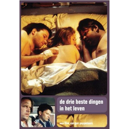 The Three Best Things in Life ( De drie beste dingen in het leven ) [ NON-USA FORMAT, PAL, Reg.2 Import - Netherlands (Best Things Import Thailand)