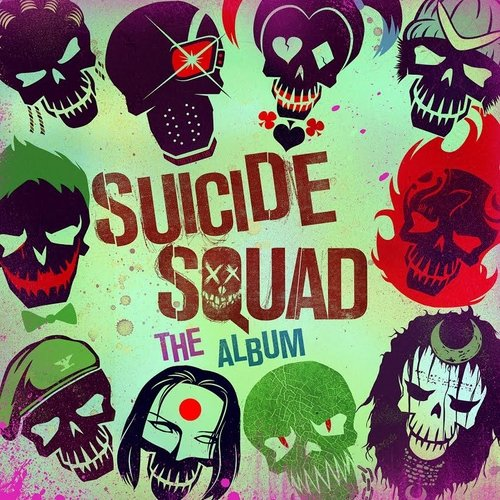 Suicide Squad: The Album (Explicit)