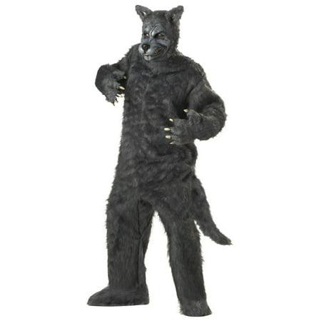 Plus Big Bad Wolf Costume](Infant Big Bad Wolf Costume)