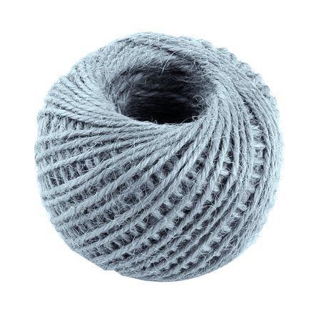 50m Length Twine Rope Cord String Wrap Roll Woolen (String Wrap)