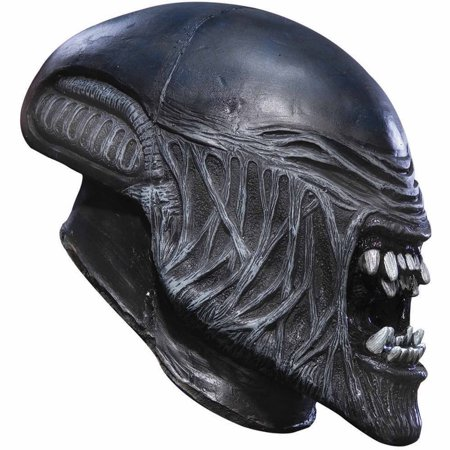 Alien Child Vinyl Mask Child Halloween Accessory - Halloween Vinyl Craft Ideas