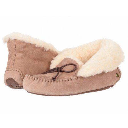 7ff665d61a94 UGG - UGG Alena Women's Suede Moccasin Slippers 1004806 - Walmart.com